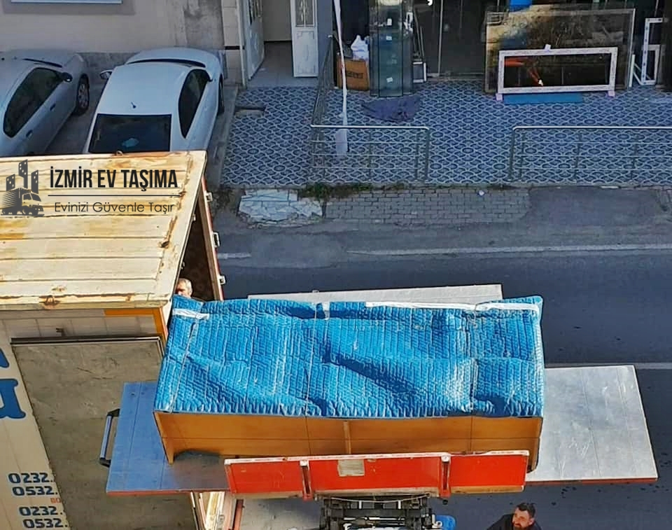 İzmir şehirler arası nakliyat fiyatları