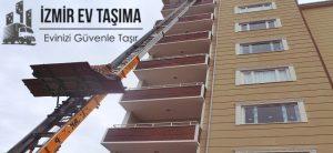 Asansörlü evden eve taşımacılık hizmetleri