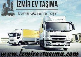 İzmir şehirlerarası nakliye fiyatları