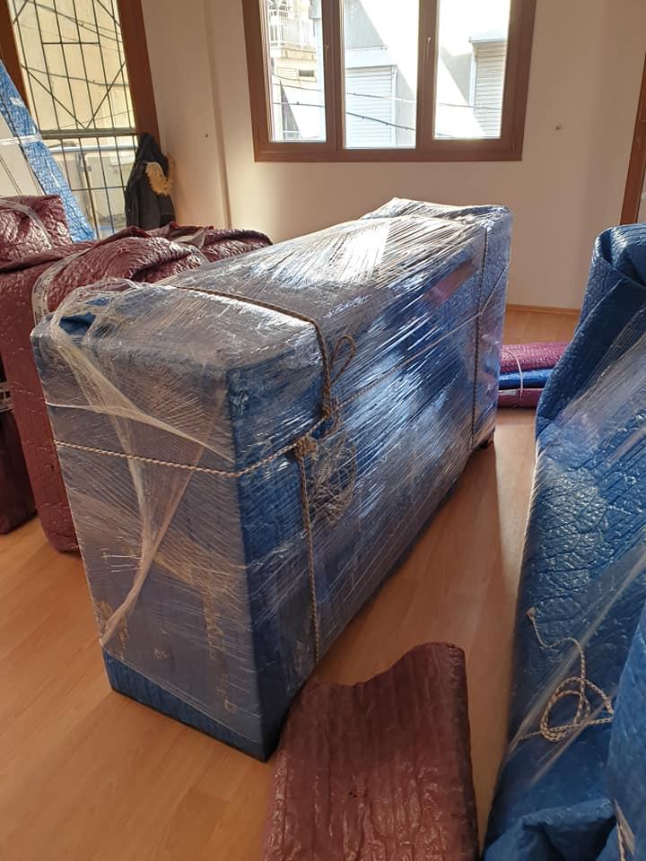 evka 5 ev taşıma